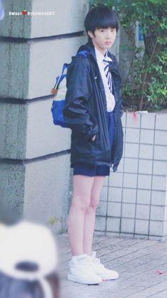 Cute Korean Boys, Cute Boys, Kids Boys, Teen, Kawaii, Children, Character, Outfits, Sons