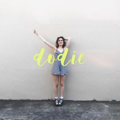 dodie clark at playlist live in orlando florida created and uploaded by ashlin (@ashlin1025)