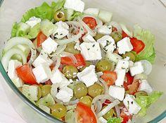 Grčka salata na drugi način