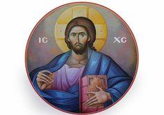 Christ Pantocrator, Byzantine Icons, Lord And Savior, Son Of God, Orthodox Icons, Baroque, Jesus Christ, Saints, Princess Zelda