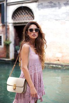 Venice day 2: Not Living in a Fantasy World — Negin Mirsalehi