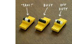 I LEGO NY Book - Three Tarts