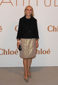 Franca Sozzani Photo - Chloe 60th Anniversary Celebration At Palais de Tokyo - Paris Fashion Week Womenswear Spring / Summer 2013
