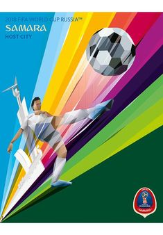 Panini FIFA World Cup 2018 Russia sticker 3 World Cup gráfico 2018 Intro