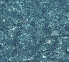 Azuria 1/4 Inch Fire Glass