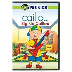 . - Caillou: Big Kid Caillou