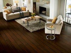 Laminate flooring: oak - BARREL - ArchiExpo