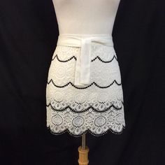 Items similar to Ladies White lace apron, Black on White Apron, Wedding catering white Aprons in bulk, Sexy Birthday Party outfit, Bridal shower party aprons on Etsy Bridal Dupatta, Bridal Sari, Bridal Shower Party, Bridal Shower Rustic, White Women, Ladies White, White Lace Fabric, Shower Outfits, Birthday Party Outfits