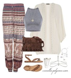 """""""Bohemian Beauty"""" by annellie ❤ liked on Polyvore"""