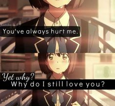 Though i dont love her but i still want to be with her