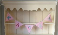 Bunting for Kacey's birthday