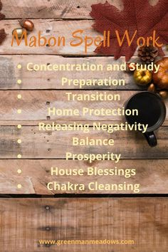 Wicca For Beginners, Chakra Cleanse, House Blessing, Home Protection, Mabon, Sabbats, Book Of Shadows, Wiccan, Spelling