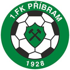 1.FK Příbram | Country: Česká republika / Czech Republic. País: República Checa. | Founded/Fundado: 1928 | Badge/Crest/Logo/Escudo.