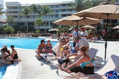 Seacret Agents enjoying the resort at Agent Destination Mission:Cabo in Los Cabos, Mexico. #MissionCabo