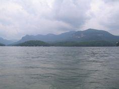 Lake Lure - Dirty Dancing film location