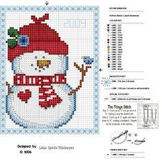 LRM Freebie charts: Loved Snowman