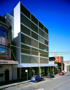150 Liverpool Street - Ian Moore Architects Exterior View #apartmentdesign #architecture #architecturaldesign #modern