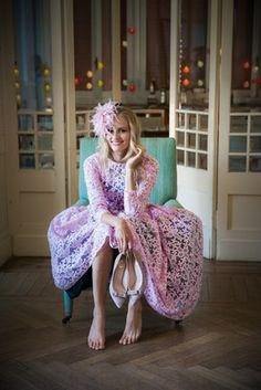 U0I1118  Lovely Lace Dress