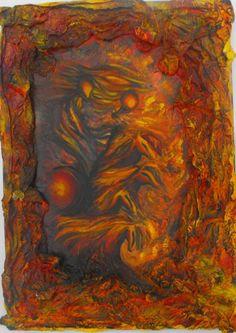 """Pintura de """"El Sol"""""""