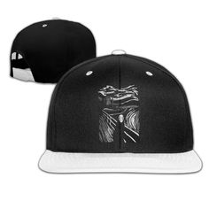 The No Face Scream Nice Man Latest Style Wholesale Snapback -- Awesome  products selected by Anna Churchill b3e58dd96cb3