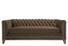 Chip Chesterfield, Tobacco....Screams my family room!!!