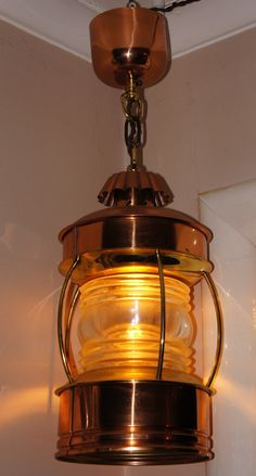 Taklampa, lanterna via Vintage Lighting. Click on the image to see more!