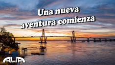 Una nueva Aventura comienza - Argentina y Brasil #1