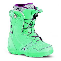Northwave dahlia Womens snowboard boot 2014 too bad these wouldn't look good with my bindings.