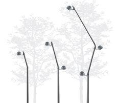 Street lights | Smap Modular Public Lighting System | LAMP. -Architonic