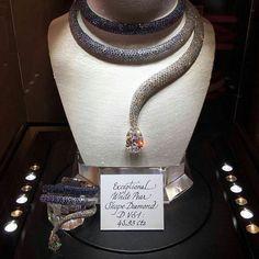 De Grisogono @degrisogono unveiled Pure desire diamond in Porto Cervo. via @sgtatler