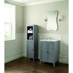 Etienne Ceramic Basin 600mm & Vanity Unit - Omnia Bathrooms Ltd
