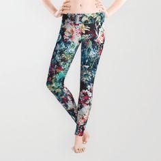 SPACE GARDEN #Leggings #Girly --> http://ift.tt/1SZqoZ0