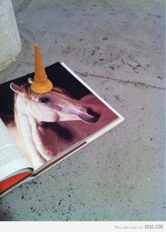 how to make an unicorn! ;-)