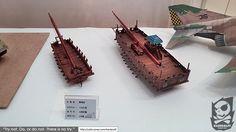 Pan-Ok Ship 1:150. made by Spiral