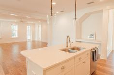 Coral Bean | Downstairs | Completed Home 1