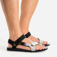 Free Shipping & Free Returns on Authentic Teva® Men's Sandals. Shop our Collection of Sandals for men including the Original Universal Gradient Sandal at Teva.com