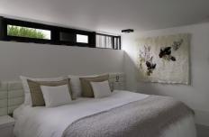 slaapkamer, rustige kleuren