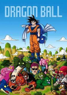 Dragon Ball : les tableaux de chasse de chaque personnage illustrés