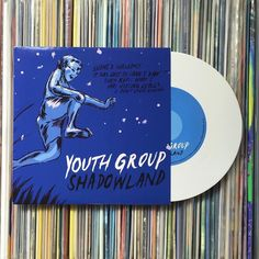 """#YouthGroup #Shadowland This Aussie group's calling card happens to be a (decent) rendition of #Alphaville's """"Forever Young""""--but personally I think this single tops it. Upbeat rhythm #Coldplay-like (or is that #U2-lite?) guitars and vocals that reminds me of #James' #TimBooth. A terrific feel good anthem.  #nowspinning #nowplaying #vinyl #vinylrecords #vinylgram #7inch #45rpm #indierock #guitarpop #epitaphrecords #2003 by mugidingdong"""