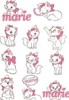deviantART: More Like icon e png Gata Marie 3 by nessalldtutoriais Marie Aristocats, Aristocats Tattoo, Aristocats Party, Gatos Disney, Disney Cats, Disney Amor, Disney Love, World Disney, Disney Pixar