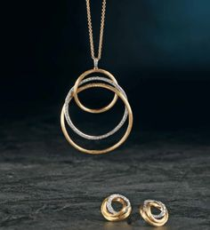 Marco Bicego necklace and earrings