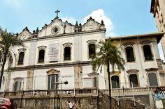 Rio de Janeiro, Brasil - Igreja da Ordem Terceira de São Francisco da Penitência