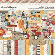 A Boy's Story