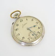 Antiqueh German pocket watch