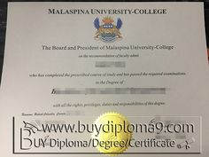 Malaspina diploma, Buy diploma, buy college diploma,buy university diploma,buy high school diploma.Our company focus on fake high school diploma, fake college diploma university diploma, fake associate degree, fake bachelor degree, fake doctorate degree and so on.  Email: buydiploma@yahoo.com  QQ: 751561677  Skype, Cell, what's app, wechat:+86 17082892425  Website:http://www.buydiploma9.com