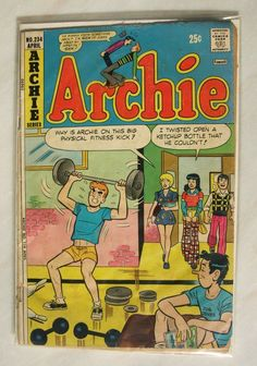 This comic is in great condition with no discernable issues or blemishes. Jughead Comics, Betty And Veronica, Archie Comics, Silver Age, Big, Classic, Derby, Classic Books