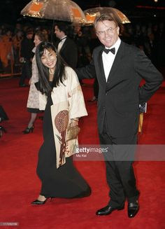 Sam Neill and guest during The Orange British Academy Film Awards 2006 - Arrivals at Odeon Leicester Square in London, Great Britain. Sam Neill, British Academy Film Awards, Leicester Square, Britain, Pictures, Photos, Actors, London, Orange