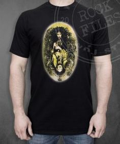 Dwie twarze kobiety - Rock-files - koszulki