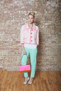 Kate Spade New York Spring 2013 Ready-to-Wear Fashion Show
