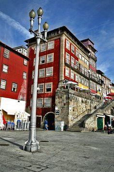 Ribeira, near Rio Douro, @ Porto    Foto de Nuno Horta  www.facebook.com/oportocity